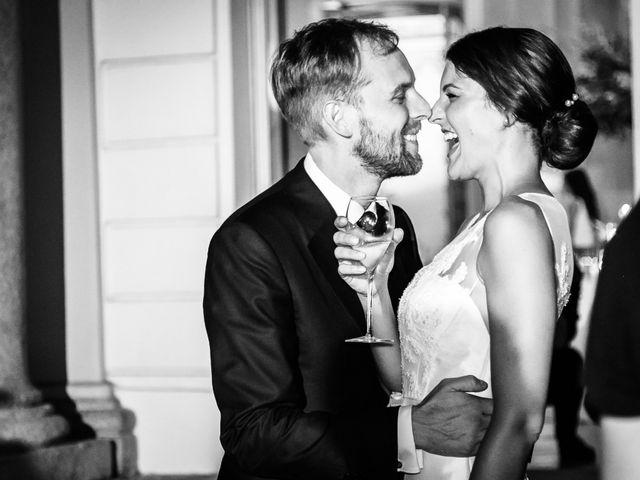 Il matrimonio di Luca e Federica a Paderno Dugnano, Milano 35