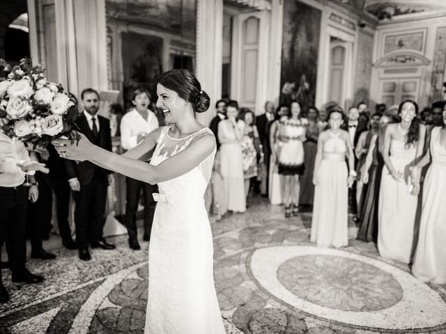 Il matrimonio di Luca e Federica a Paderno Dugnano, Milano 36