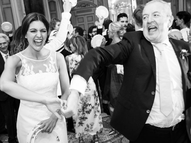 Il matrimonio di Luca e Federica a Paderno Dugnano, Milano 37