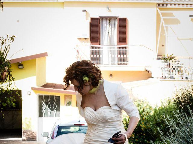Il matrimonio di Pietro e Maria a Roma, Roma 4
