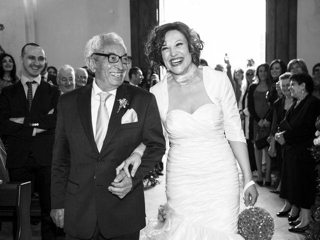 Il matrimonio di Pietro e Maria a Roma, Roma 5