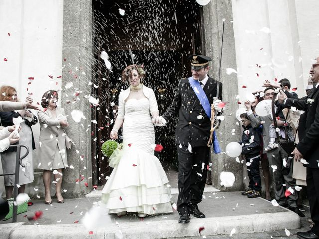 Il matrimonio di Pietro e Maria a Roma, Roma 7