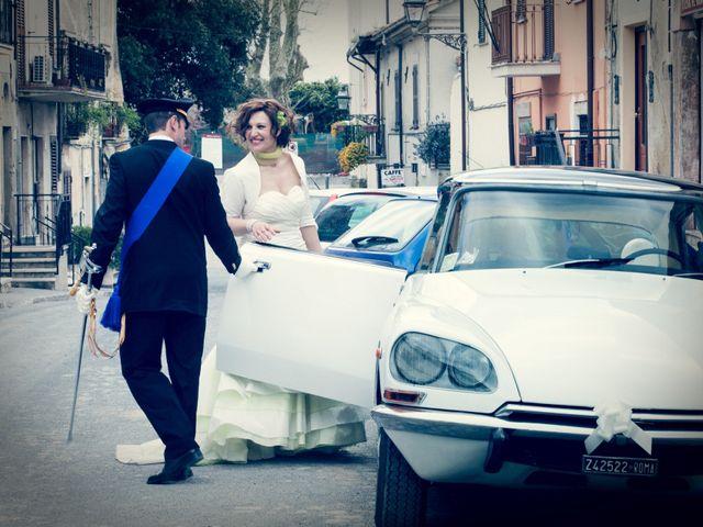 Il matrimonio di Pietro e Maria a Roma, Roma 8