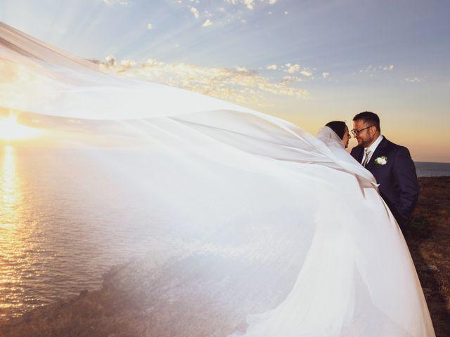 Le nozze di Melina e Giovanni