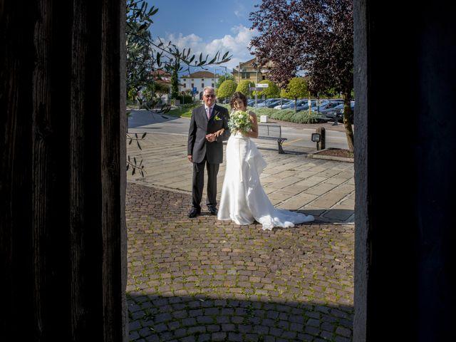 Il matrimonio di Alessandro e Ivana a Malo, Vicenza 8