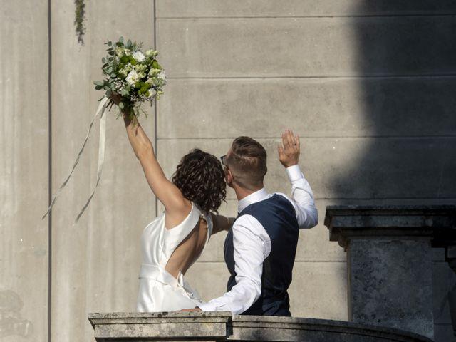 Le nozze di Ivana e Alessandro