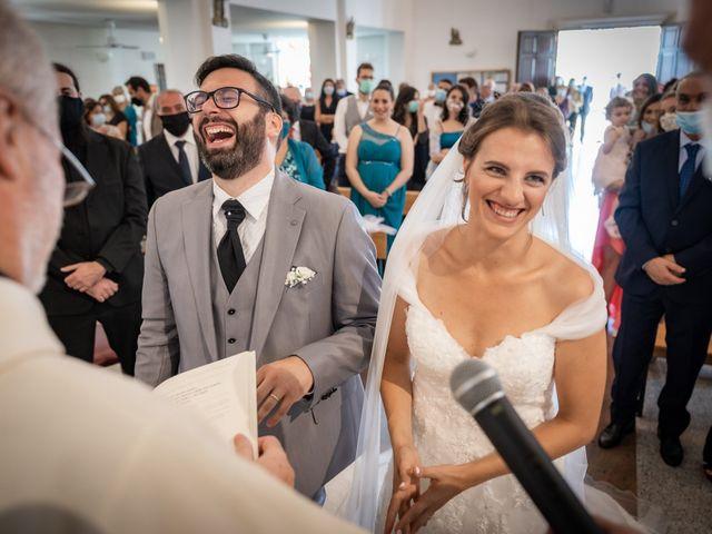 Il matrimonio di Davide e Stefania a Montesilvano, Pescara 25