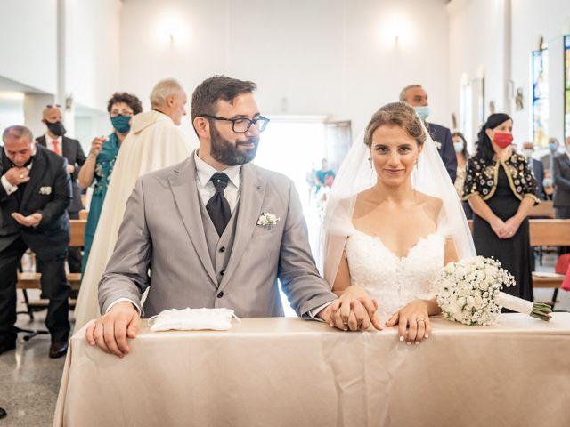 Il matrimonio di Davide e Stefania a Montesilvano, Pescara 26