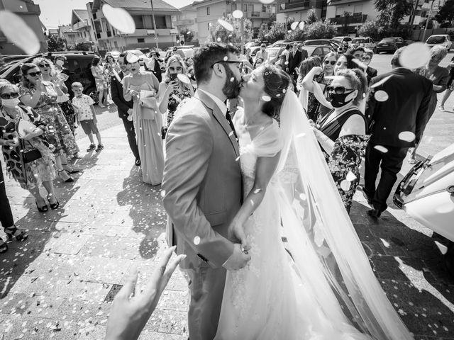 Il matrimonio di Davide e Stefania a Montesilvano, Pescara 27