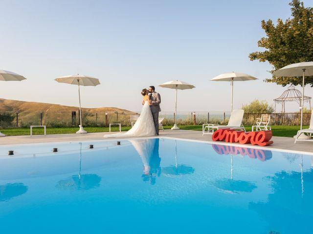 Il matrimonio di Davide e Stefania a Montesilvano, Pescara 32