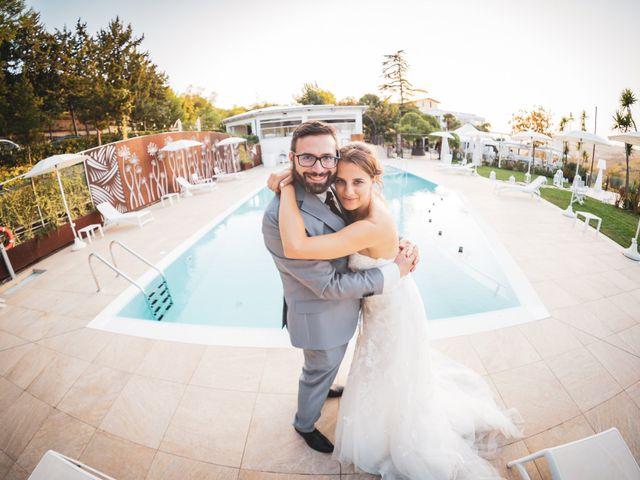 Il matrimonio di Davide e Stefania a Montesilvano, Pescara 33