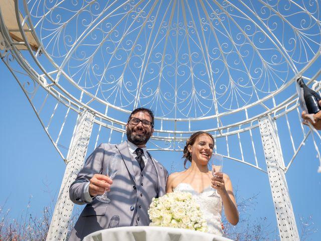 Il matrimonio di Davide e Stefania a Montesilvano, Pescara 36