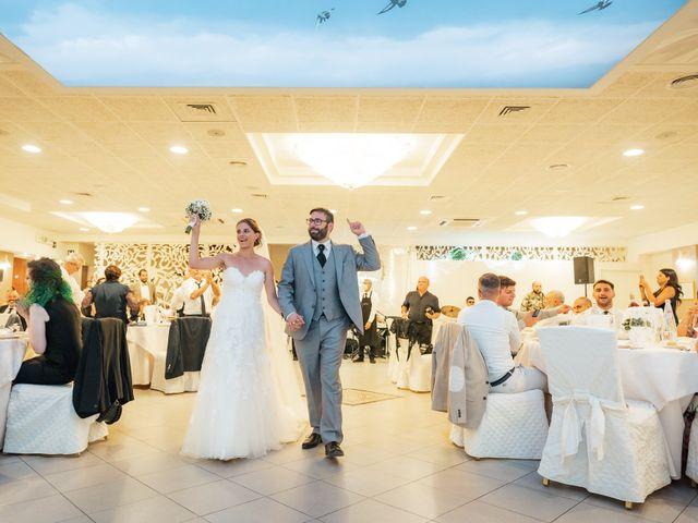 Il matrimonio di Davide e Stefania a Montesilvano, Pescara 37
