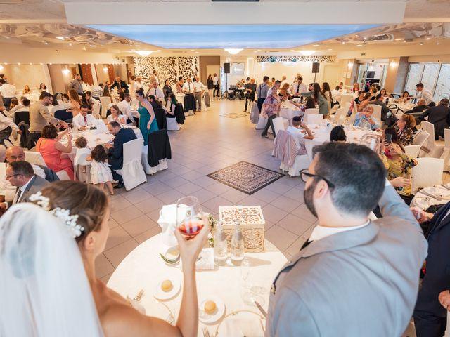 Il matrimonio di Davide e Stefania a Montesilvano, Pescara 38