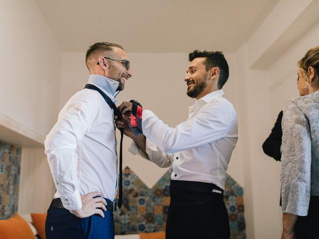Il matrimonio di Davide e Cristina a Roma, Roma 8