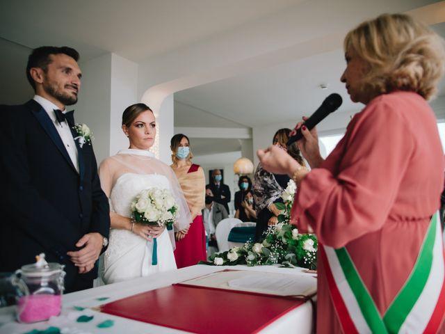 Il matrimonio di Davide e Cristina a Roma, Roma 38