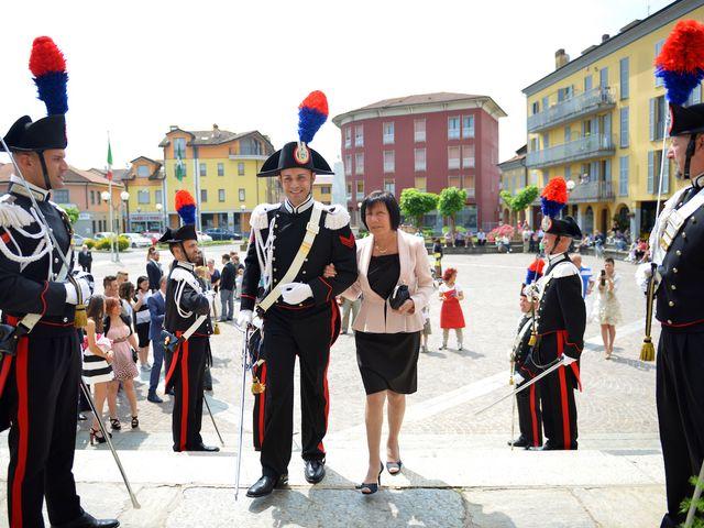 Il matrimonio di Massimiliano e Laira a Zelo Buon Persico, Lodi 20