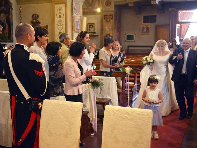 Il matrimonio di Massimiliano e Laira a Zelo Buon Persico, Lodi 25