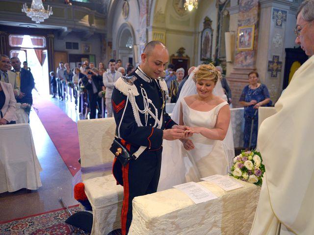 Il matrimonio di Massimiliano e Laira a Zelo Buon Persico, Lodi 30