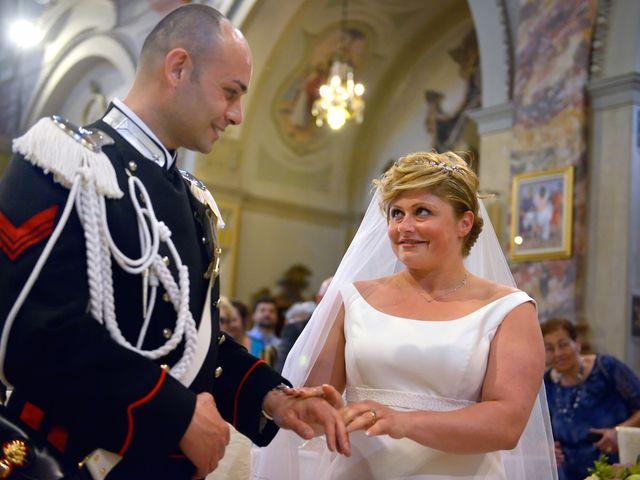 Il matrimonio di Massimiliano e Laira a Zelo Buon Persico, Lodi 31