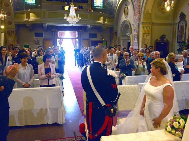 Il matrimonio di Massimiliano e Laira a Zelo Buon Persico, Lodi 32