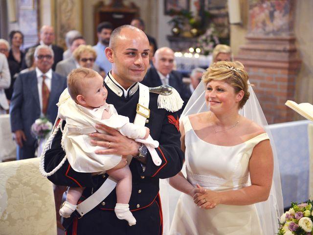 Il matrimonio di Massimiliano e Laira a Zelo Buon Persico, Lodi 36