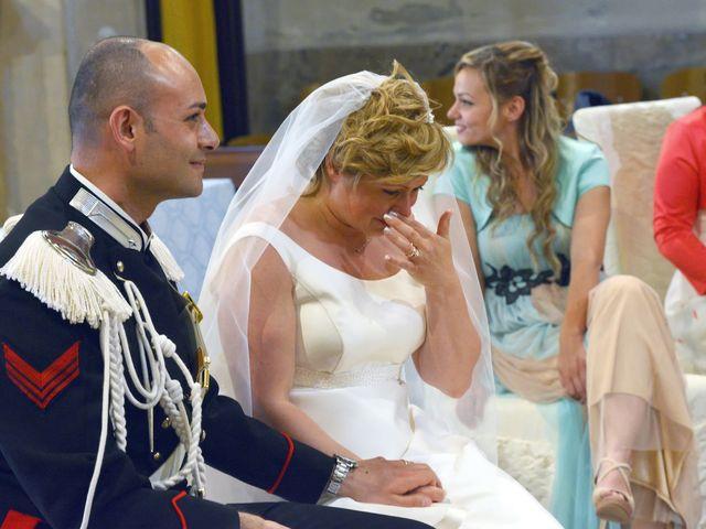 Il matrimonio di Massimiliano e Laira a Zelo Buon Persico, Lodi 40
