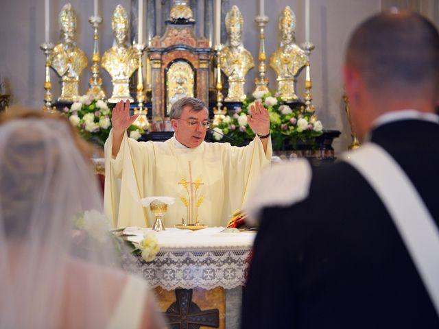 Il matrimonio di Massimiliano e Laira a Zelo Buon Persico, Lodi 42