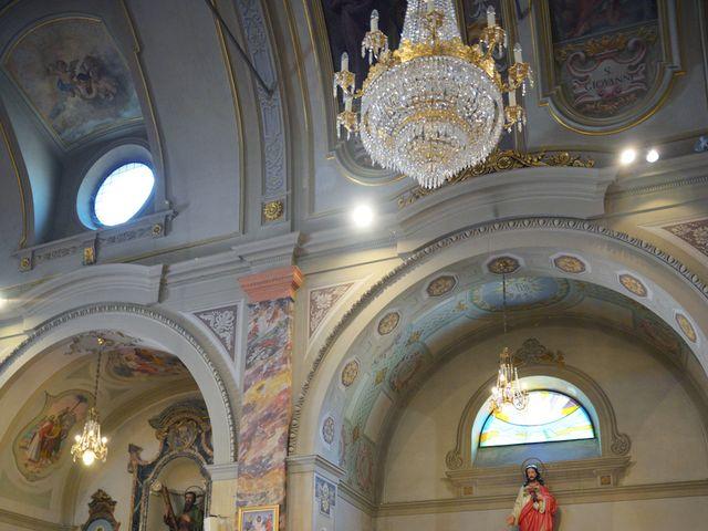 Il matrimonio di Massimiliano e Laira a Zelo Buon Persico, Lodi 44