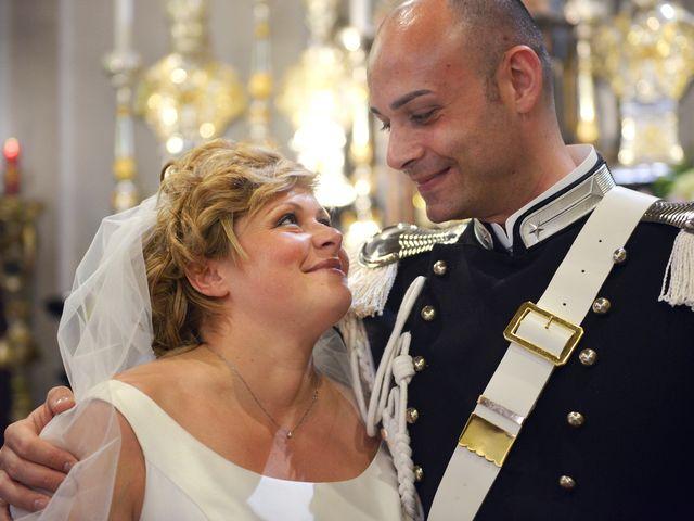 Il matrimonio di Massimiliano e Laira a Zelo Buon Persico, Lodi 45