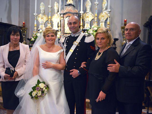 Il matrimonio di Massimiliano e Laira a Zelo Buon Persico, Lodi 47