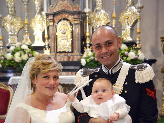 Il matrimonio di Massimiliano e Laira a Zelo Buon Persico, Lodi 48