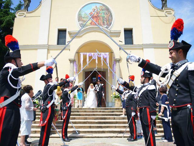 Il matrimonio di Massimiliano e Laira a Zelo Buon Persico, Lodi 2