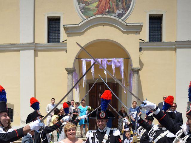 Il matrimonio di Massimiliano e Laira a Zelo Buon Persico, Lodi 50