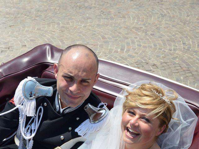 Il matrimonio di Massimiliano e Laira a Zelo Buon Persico, Lodi 53