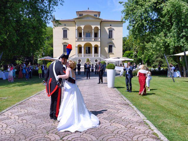Il matrimonio di Massimiliano e Laira a Zelo Buon Persico, Lodi 56