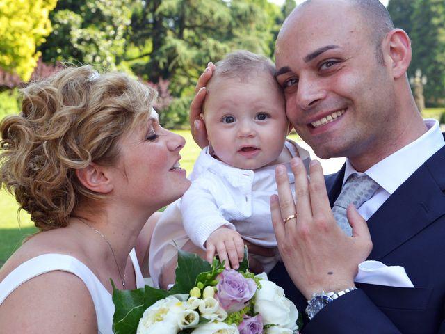 Il matrimonio di Massimiliano e Laira a Zelo Buon Persico, Lodi 59