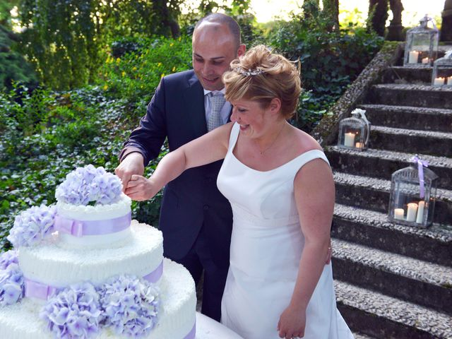 Il matrimonio di Massimiliano e Laira a Zelo Buon Persico, Lodi 80