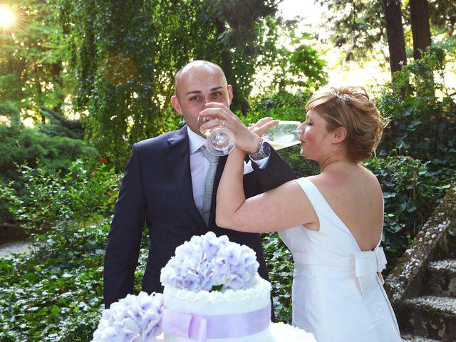 Il matrimonio di Massimiliano e Laira a Zelo Buon Persico, Lodi 84
