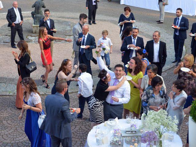 Il matrimonio di Massimiliano e Laira a Zelo Buon Persico, Lodi 91
