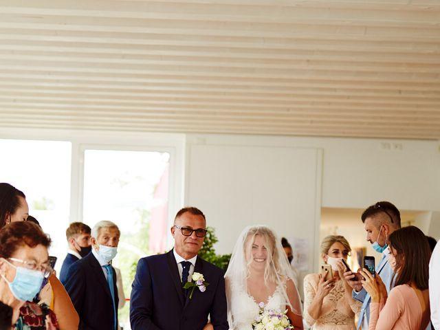 Il matrimonio di Marco e Kenana a Silea, Treviso 27