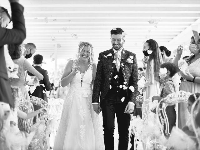 Il matrimonio di Marco e Kenana a Silea, Treviso 31