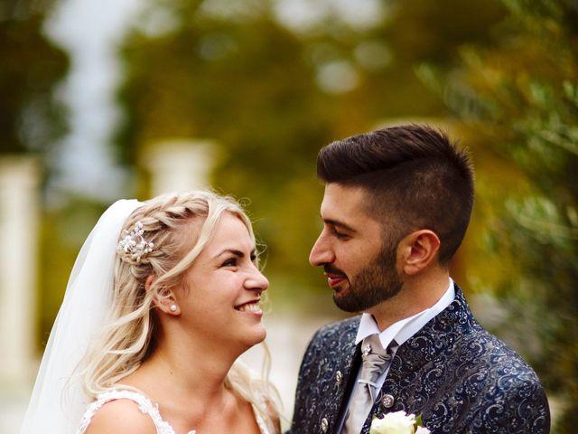 Il matrimonio di Marco e Kenana a Silea, Treviso 39