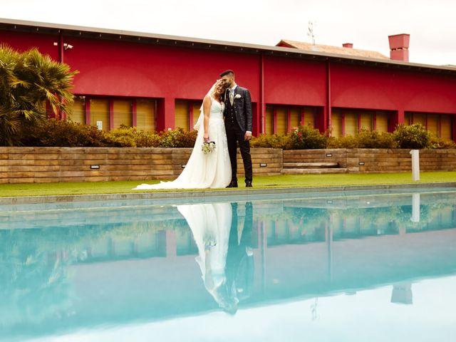 Il matrimonio di Marco e Kenana a Silea, Treviso 41