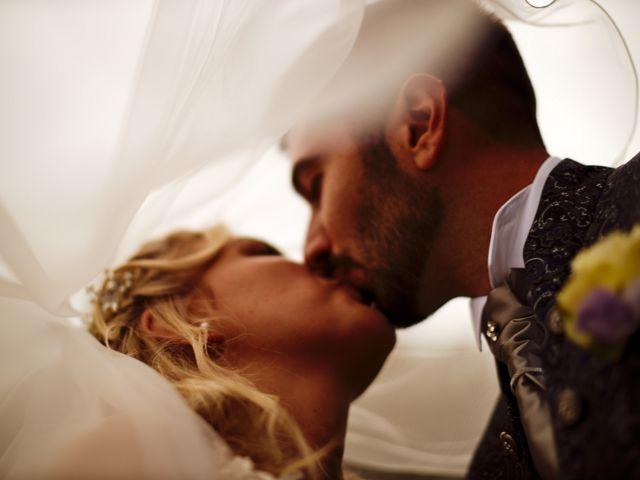 Il matrimonio di Marco e Kenana a Silea, Treviso 1