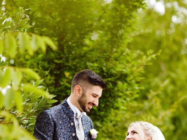 Il matrimonio di Marco e Kenana a Silea, Treviso 44
