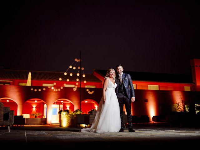 Il matrimonio di Marco e Kenana a Silea, Treviso 45