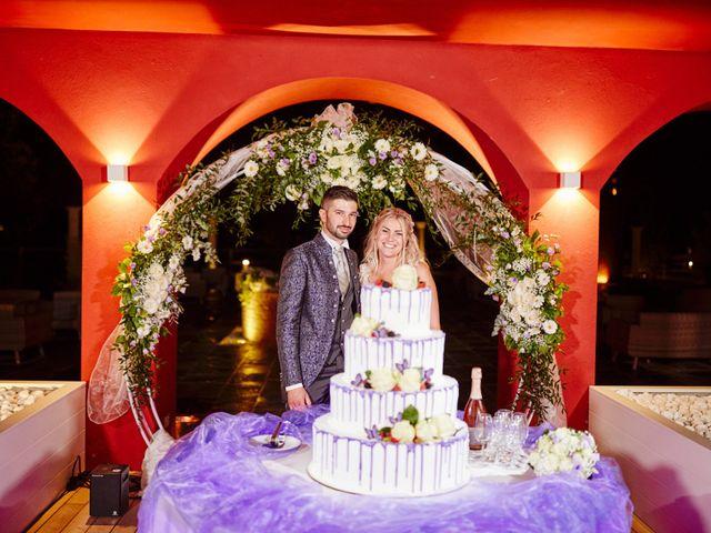 Il matrimonio di Marco e Kenana a Silea, Treviso 47