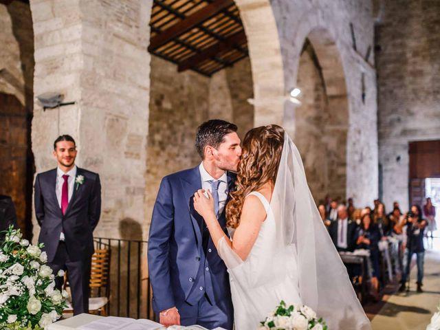 Il matrimonio di Marco e Arianna a Ascoli Piceno, Ascoli Piceno 42