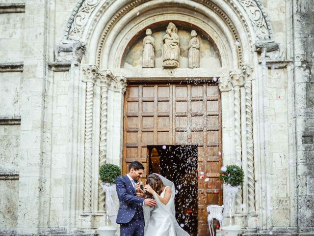 Il matrimonio di Marco e Arianna a Ascoli Piceno, Ascoli Piceno 45